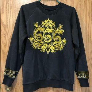 Auth Rare UNIF 666 Sweatshirt Sweater Top S GUC